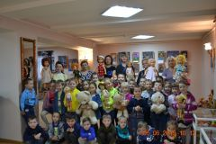 06.06.2019 Открытие выставки Куклы советского детства