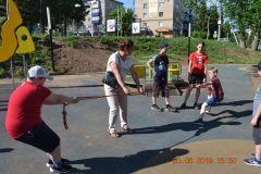 20 июня культурная среда Игровые занятия на пешеходной зоне Ярослава Гашека