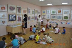 Краски мира детский сад №4 старшая группа