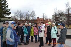 Пешеходные экскурсии по Аллее Героев
